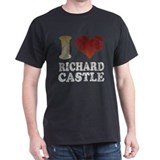 I heart Richard Castle T-Shirt