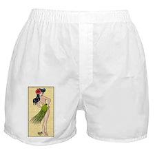 Hula Gal Boxer Shorts