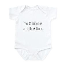 Kate Beckett You Do Remind Me Infant Bodysuit