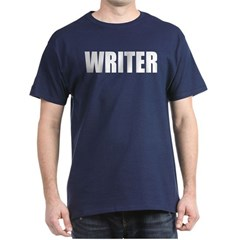 Castle &quot;WRITER&quot; Dark T-Shirt