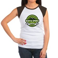 Manitou Springs Green Tee