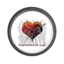 Cupid Burn Wall Clock