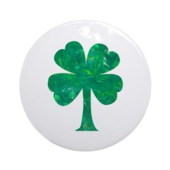 Feng Shui Lucky Charm Ornament (Round)