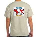 Wet Kitty Dive Shop t shirt