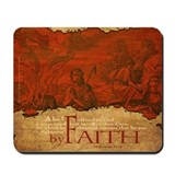 By Faith: Cain and Abel (Mousepad)