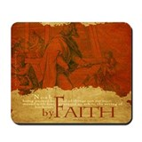 By Faith: Noah's Ark (Mousepad)