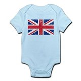 British Flag Onesie