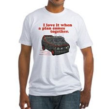 A-Team van & quote Shirt
