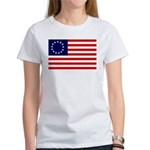 Women's Betsy Ross Flag T-shirt