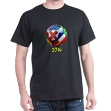 2014 Soccer Ball T-Shirt