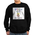 Doula Duds Sweatshirt (dark)