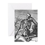 Rib Cage Greeting Cards (Pk of 10)