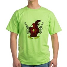 Chickens Got Guns T-Shirt