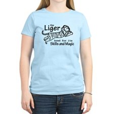 Liger - Napoleon Women's Light Colored T-Shirt