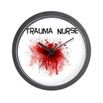 ER/Trauma Wall Clock