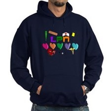 Licensed Practical Nurse Hoodie