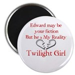 Edward Red Reality Magnet