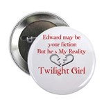 """2.25"""" Edward Reality Red Button"""