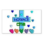 Nursing Assistant Sticker (Rectangle 50 pk)