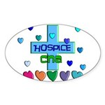 Nursing Assistant Sticker (Oval 10 pk)