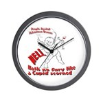 Cupid Wall Clock