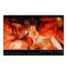 Greek Fire Postcards (Package of 8)