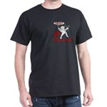 Cupid Black T-Shirt