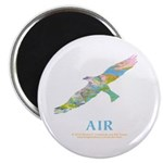 Air Element Eagle Magnet
