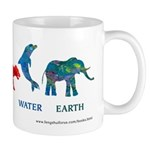 Ether, Air, Fire, Water & Earth Elixir Mug
