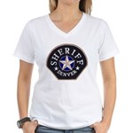 Denver Sheriff Women's V-Neck T-Shirt