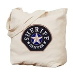 Denver Sheriff Tote Bag