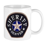 Denver Sheriff Mug