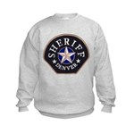 Denver Sheriff Kids Sweatshirt