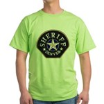 Denver Sheriff Green T-Shirt