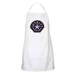 Denver Sheriff Apron