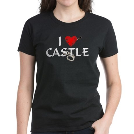 Castle Style 1 Women's Dark T-Shirt