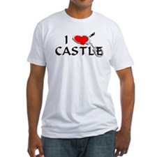 Castle style 2 Fitted T-Shirt