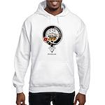 Duncan Clan Crest Badge Hooded Sweatshirt
