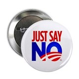 Just Say No 2.25&amp;quot; Button