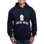 Metal Head Hoodie (dark)