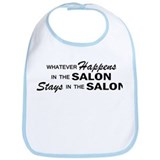 Whatever Happens - Salon Bib