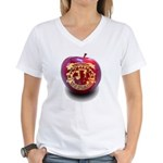 Updated Logo 2 Women's V-Neck T-Shirt