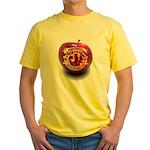 Updated Logo 2 Yellow T-Shirt