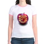 Updated Logo 2 Jr. Ringer T-Shirt