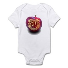 Updated Logo 2 Infant Bodysuit