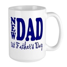 FIRST FATHER'S DAY Coffee Mug