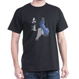 Ippon Throw Black T-Shirt