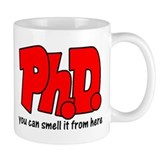 DOCTORATE Coffee Mug