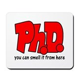 DOCTORATE Mousepad