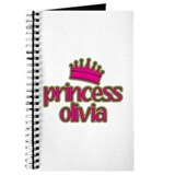 Princess Olivia Journal